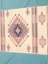 tapis  (lot) , decors  geometriques