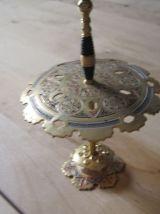 Porte pique apéritifs avec 12 piques Espagne Vintage