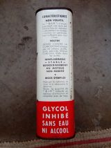 Bidon huile ancien Collex