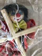 "Marionnette "" Clown """