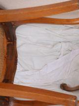 Chaises Louis XV coquille et pieds volutes