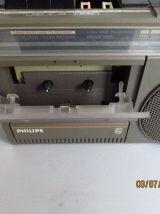 Radio K7 AM/FM Philips
