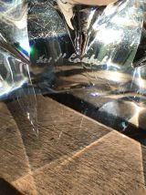Vide Poche / Cendrier en Cristal