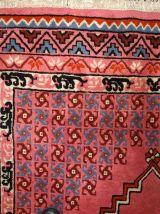 Tapis vintage Marocain Berber fait main, 1C748