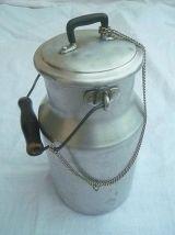 broc a lait REIN en aluminium ,vintage