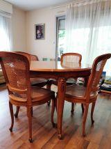 Table à manger en bois ancien