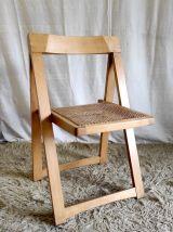 Chaise pliante par Aldo Jacober – années 60
