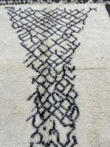 Tapis Berbere Beni Ourain 200×310 Cm
