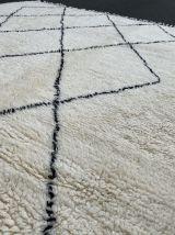 Tapis berbere beni ouarain 290×350 cm