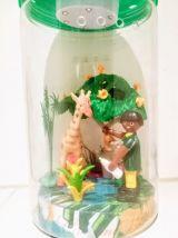 Lampe Playmobil lanterne savane, veilleuse girafe