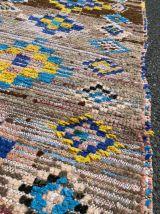 Tapis berbere boujaad couloir 95×275 cm