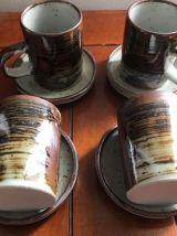 tasses à café par 2 ou par 4