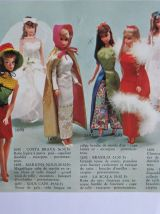 Catalogue Jouets Mattel 1967/1968