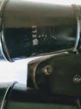 Paire de jumelles de 1940 sur pied, de collection