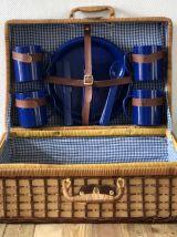 Panier pique-nique vintage
