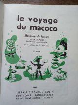 autentique méthode de lecture Macoco