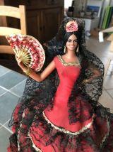 Poupée Folklorique Espagnole