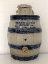 Vinaigrier ancien grès vernissé Mouchet