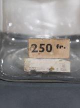 Ancien bocal de confiseur VITO