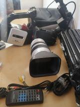 Caméscope Camera MiniDV pro Canon DM-XL1S numérique 3CCD