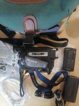 Caméscope sony Digital Handycam 8 DCR-TRV130E HI8
