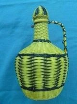 bouteille  scoubidou Viresa , vintage