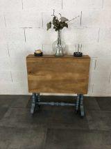 Table pliante ancienne