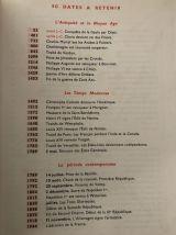 Anciens livres scolaires - Cours moyen