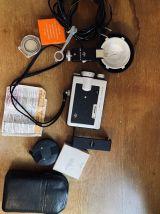 Agfa Microflex 100 Sensor - Camera Super 8 muette année 1972
