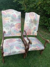 Duo de fauteuils