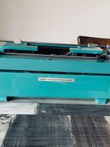 Machine à écrire Olivetti Studio 45 Ettore Sottsass 1967/70s