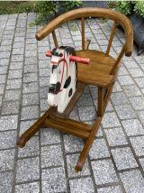 Cheval à bascule Herlag vintage