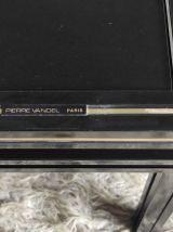 Table basse par Pierre Vandel (Paris) – années 60