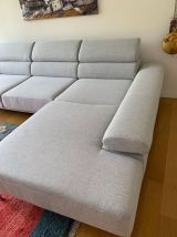 Canapé d'angle Claudio