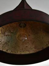 luminaire entonnoir de chai