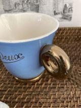 Pot à lait Digoin Sarreguemines