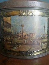 "Lampe vintage lampe de table lampe de bureau métal ""Venise"""