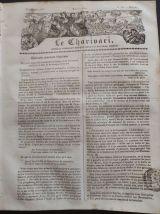 1833 Honoré DAUMIER - journal LE CHARIVARI - ETIEN....