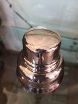 Shaker en métal argenté christofle