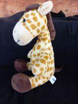 """Adorable peluche/doudou girafe """"Petits Princes"""""""