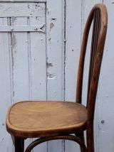Chaise bistrot Fischel modèle 196