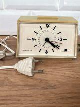 Réveil électrique remington vintage