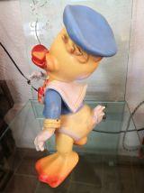 Figurine Walt Disney Donald année 62