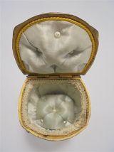 Ancienne boîte à bijoux style Louis XV