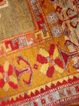 Tapis ancien Turc Anatolian fait main, 1B433