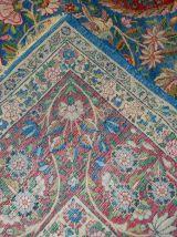 Tapis ancien Persan Yazd fait main, 1B494