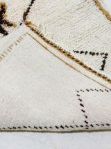 120x73cm Tapis berbere marocain