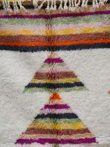 260x147cm tapis berbere marocain