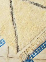 163x120cm tapis berbere marocain