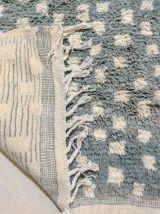 340x188cm tapis berbere marocain